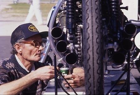 Mistøi mechanikù 1: Nobby Clark