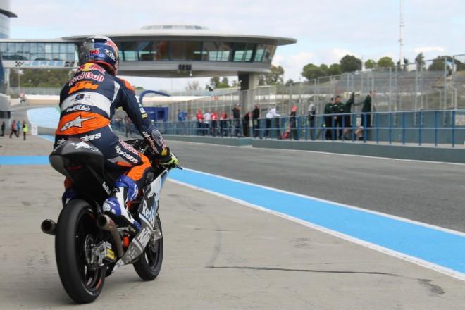 Test Moto3 Jerez – den tøetí