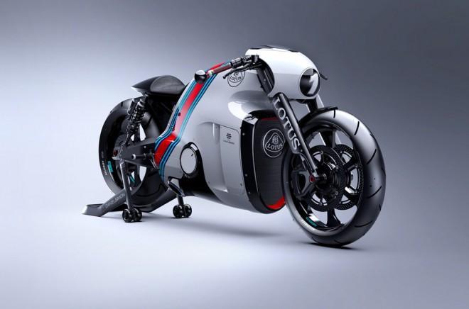Superbike Lotus C-01 oficiálnì odhalen