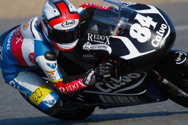 V Jerezu zajel Kornfeil druhý nejlepší èas