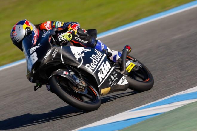 Miller v Jerezu nejrychlejší, Hanika ètvrtý