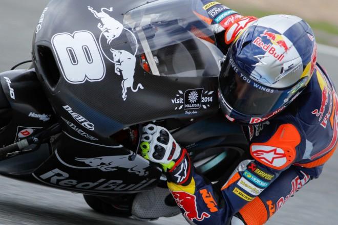 V kombinaci èasù testu v Jerezu byl první Miller