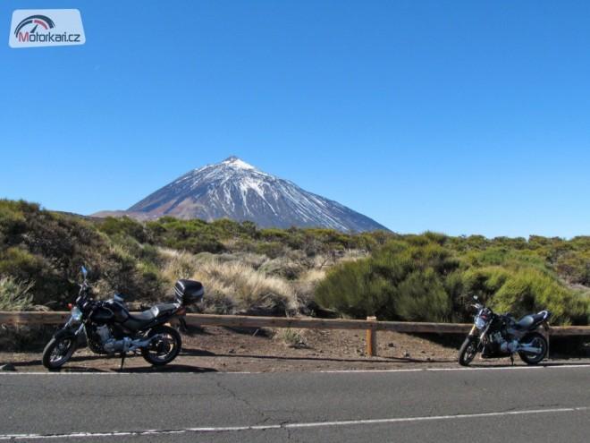 Dovolená na Tenerife, která nebyla jen dovolenou......