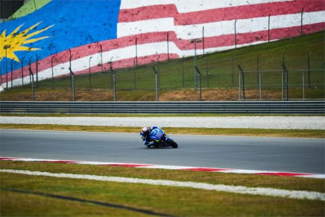 Druh� test MotoGP v Sepangu