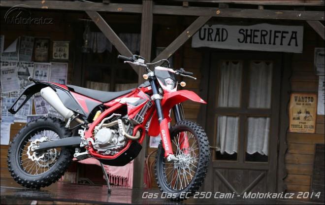 Gas Gas EC 250 Cami