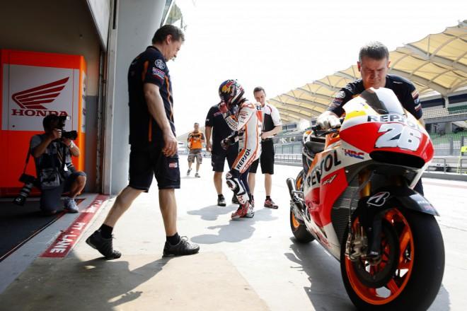 Test MotoGP Sepang 2 – den druhý