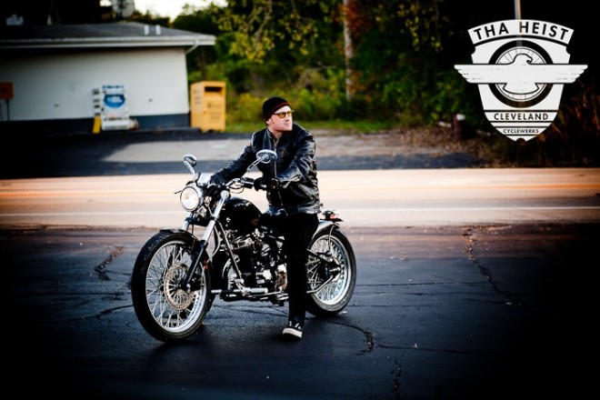 Znaèka Cleveland CycleWerks na výstavì Motocykl