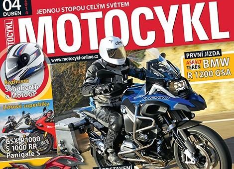 Motocykl 4/2014