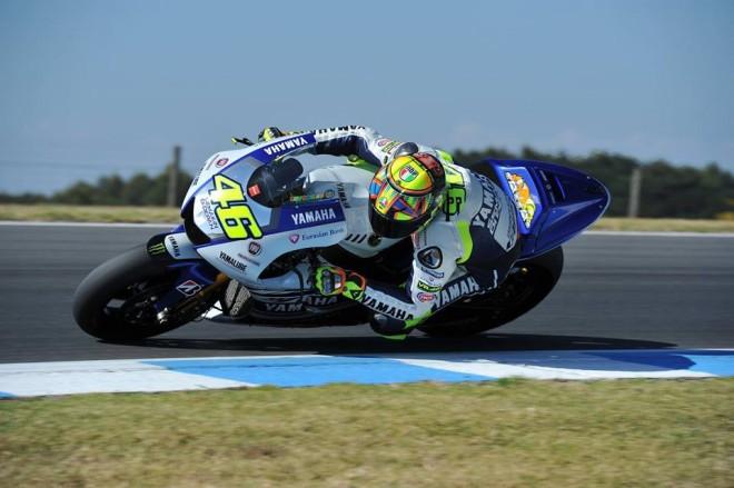 O pneumatice je myslím rozhodnuto, vìøí Rossi
