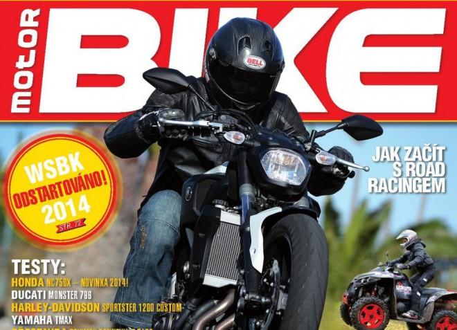 Motorbike è. 3 /2014