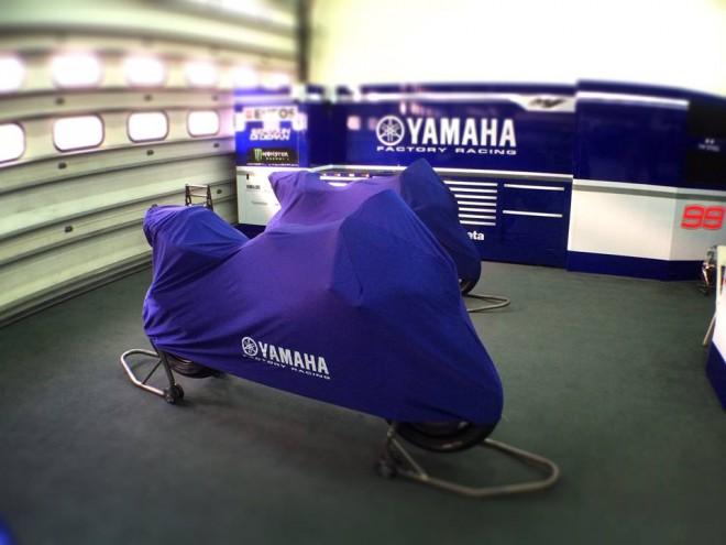 Movistar je titulárním sponzorem tovární Yamahy