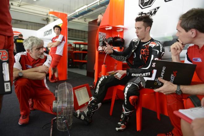 Je to lepší než loni, tvrdí u Ducati