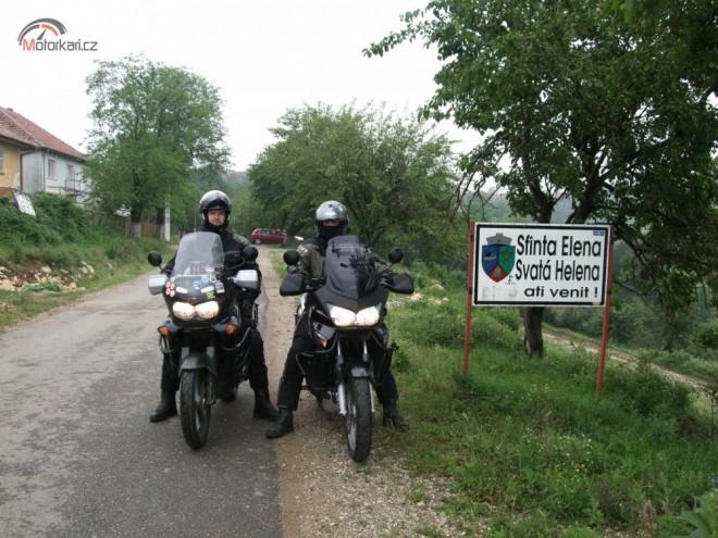 Road Trip Rumunsko