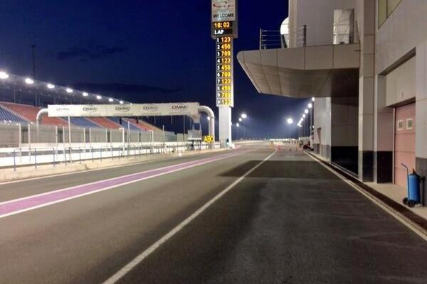 Test MotoGP Katar – den druhý