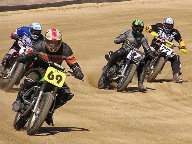 Mistrovství ÈR Flat Track 2014