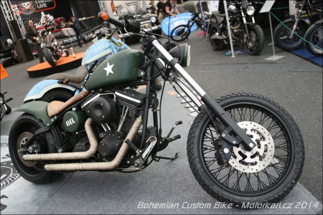 Bohemian Custom Bike 2014