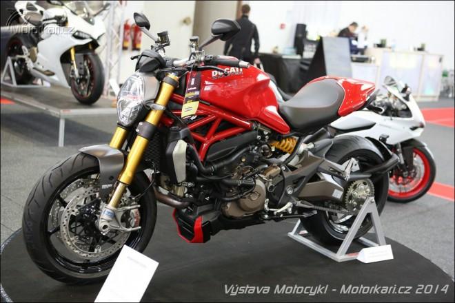 Výstava Motocykl zaèala