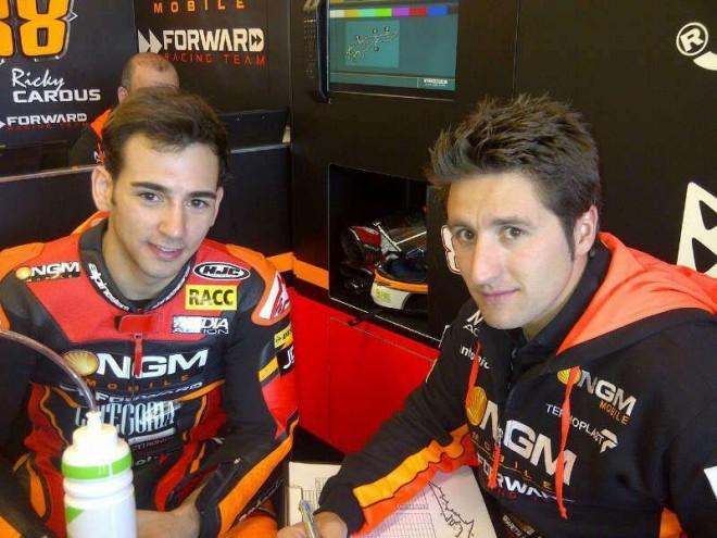 Tech 3 Racing: Cardus nahradí Alexe Mariñelarena
