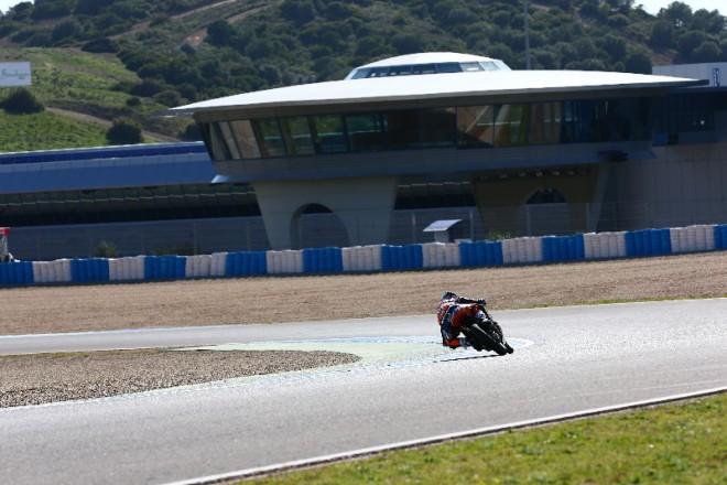 Test Moto3 Jerez 2 – den druhý