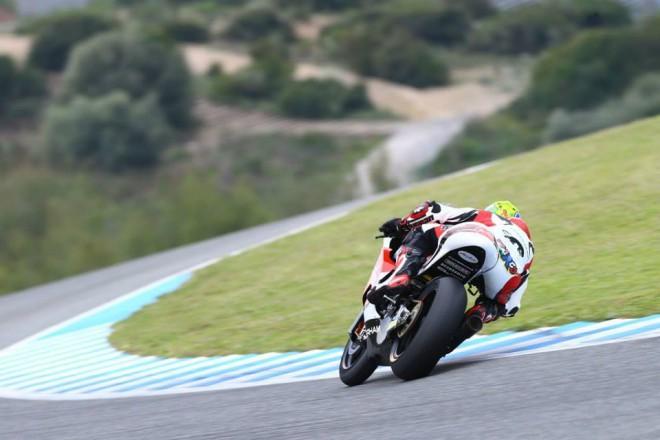 Test Moto2 Jerez 2 – den tøetí