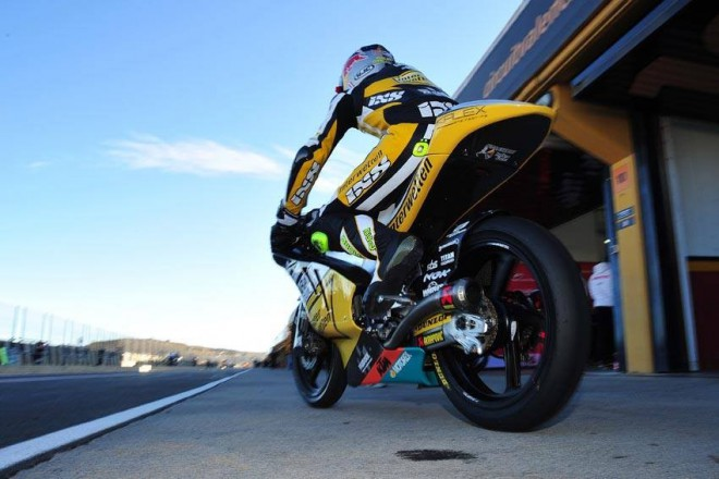 Test Moto3 Jerez 2 – den tøetí