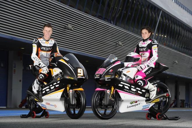 U RW Racing GP jsou s èasy spokojeni