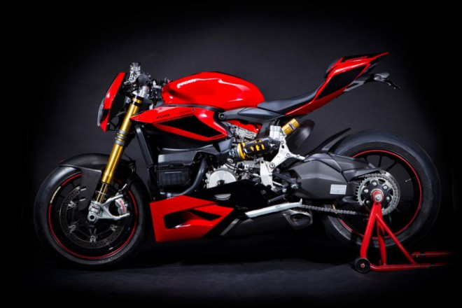 Ducati 1199 S Roadster od Hertrampf