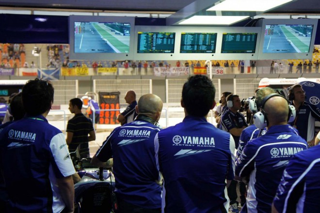 Brzdná stabilita dìlá Yamaze stále starosti