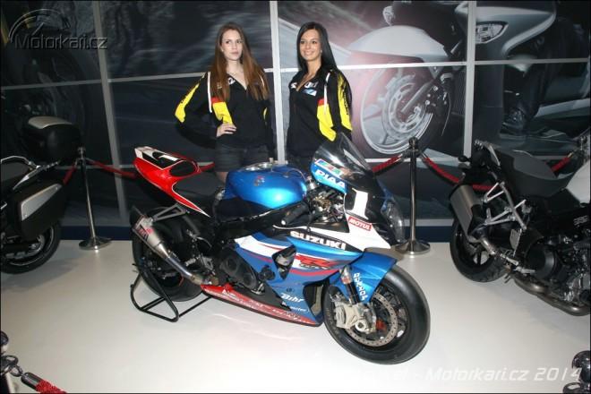 Výstava Motocykel v Bratislavì