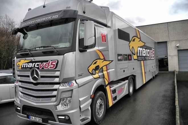 Cílem týmu Marc VDS Racing je titul