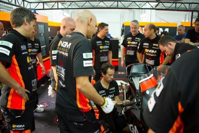 Forward Racing míøí do Kataru s velkým oèekáváním