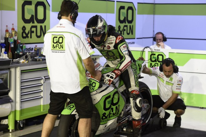 Na Reddinga èeká v Kataru jeho 100.Grand Prix