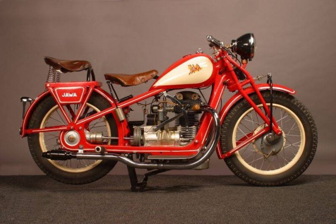 Èeský motocykl v historii a souèasnosti - pozvánka na výstavu