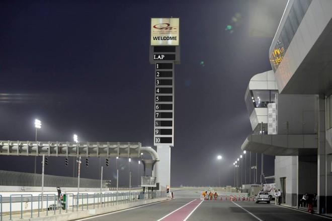 GP Kataru – ètvrtek v Losail