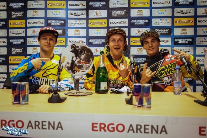 Podmol vyhrál závod svìtové série v Gdaòsku