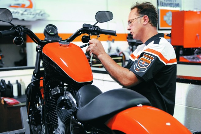 Harley-Davidson radí, co udìlat pøed první jízdou