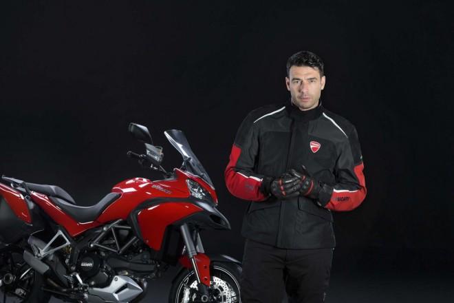 Ducati Multistrada se systémem D-Air od Dainese