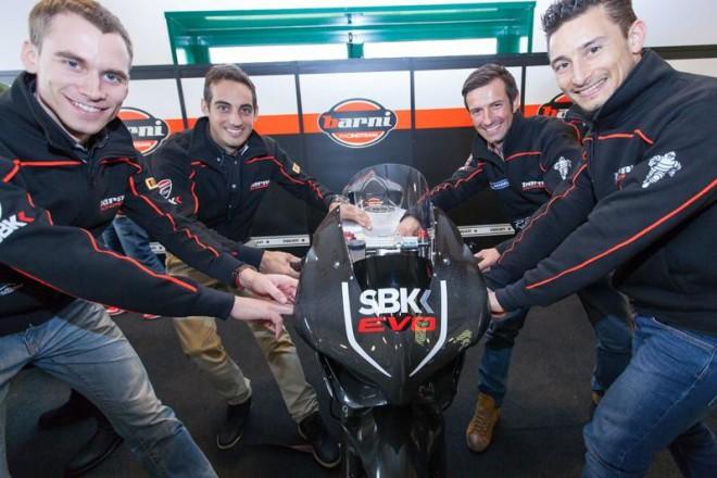 Tým Barni Racing pøedstavil sestavu 2014