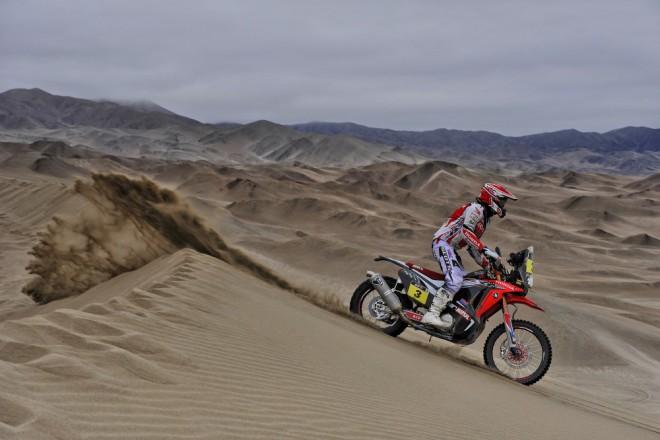 Dakar 2015 zaène v Buenos Aires, Despres pojede auta
