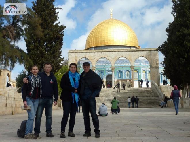 Køížem krážem Izraelem a Palestinou