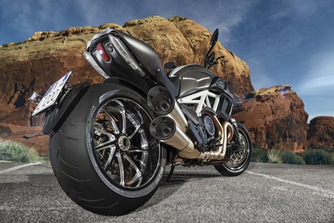 Ducati Diavel 2015: velká fotogalerie