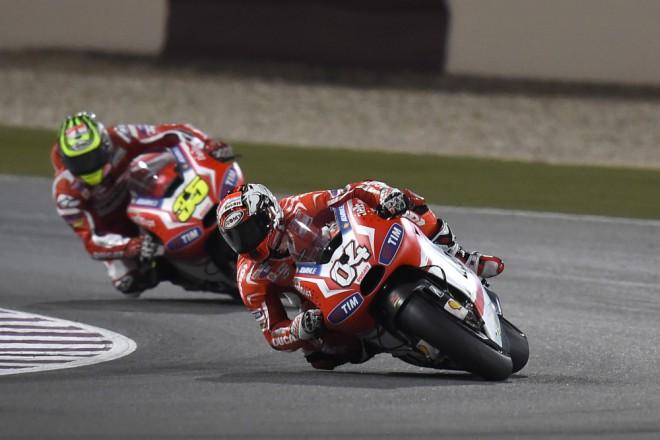 Ducati tento týden testuje v Jerezu