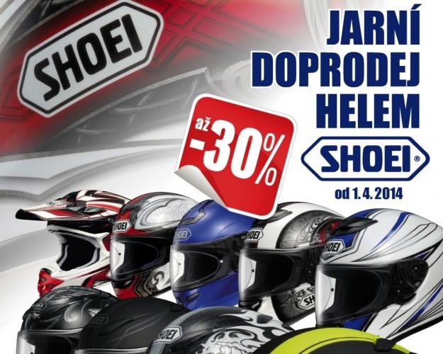 Bikers Crown zve na Hyperpro & Shoei Tour