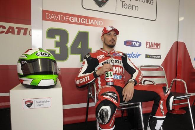 Také v úterý byl v Jerezu nejrychlejší Giugliano