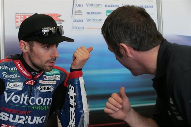 V Jerezu to nebylo snadné, tvrdí jezdci Suzuki