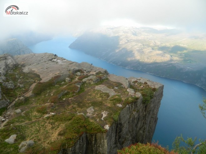 Na p�r dn� do Norska