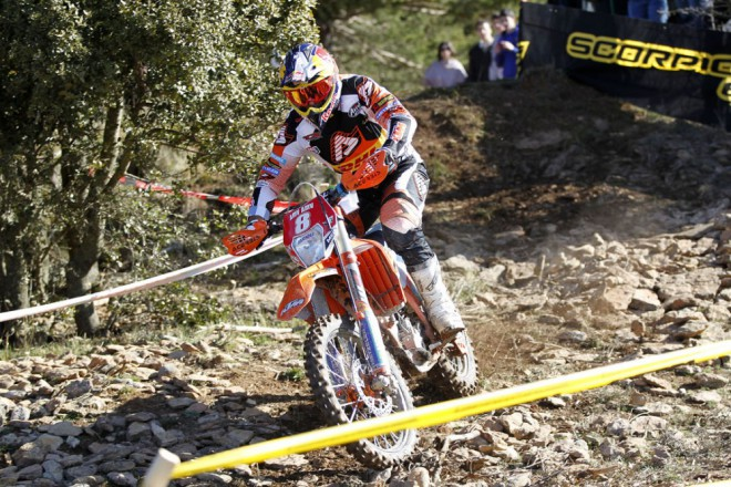 GP Katalánska: První den patøil KTM