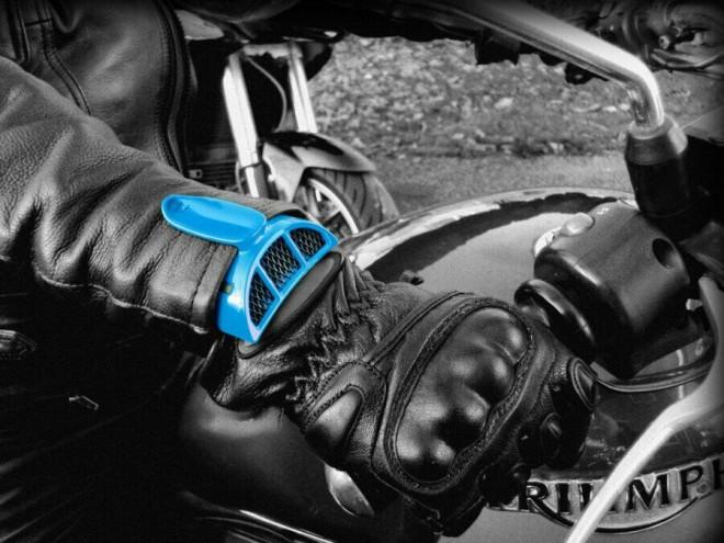 Ventz - jednoduchá klimatizace na motorku