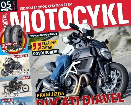 Motocykl 5/2014