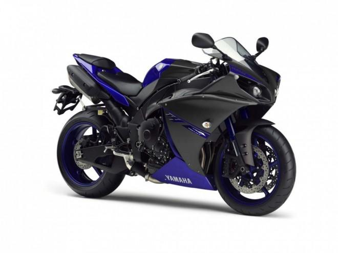 Yamaha si zaregistrovala název YZF-R1M